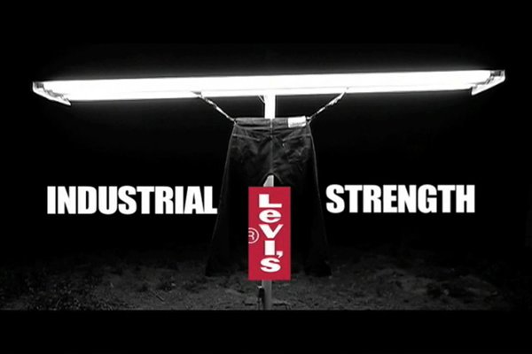 Levi's Commercial, Industrial Strength