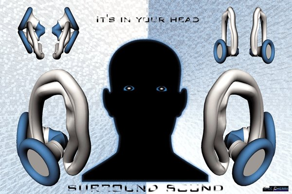 It's In Your Head Surround Sound