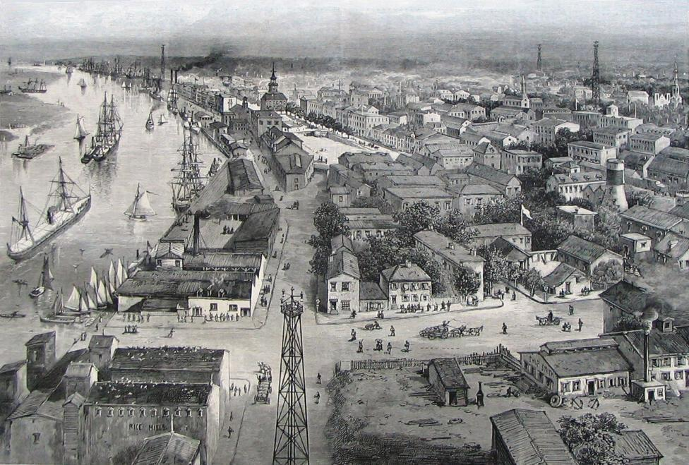 History of Savannah