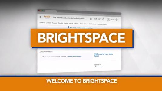 Introducing the Brightspace Online Classroom