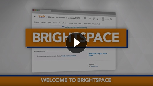 Introducing Brightspace