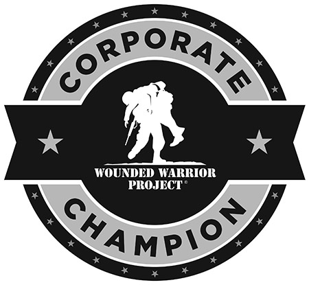 Wounded Warrior Project Corporate Champion