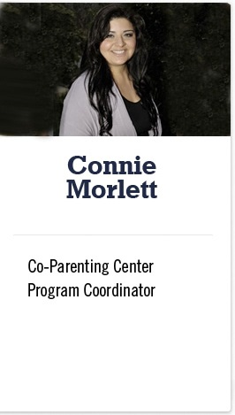 Connie Morlett - Co-Parenting Center Program Coordinator