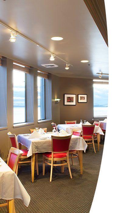 The Art Institute of Seattle - Portfolio Restaurant - desktop