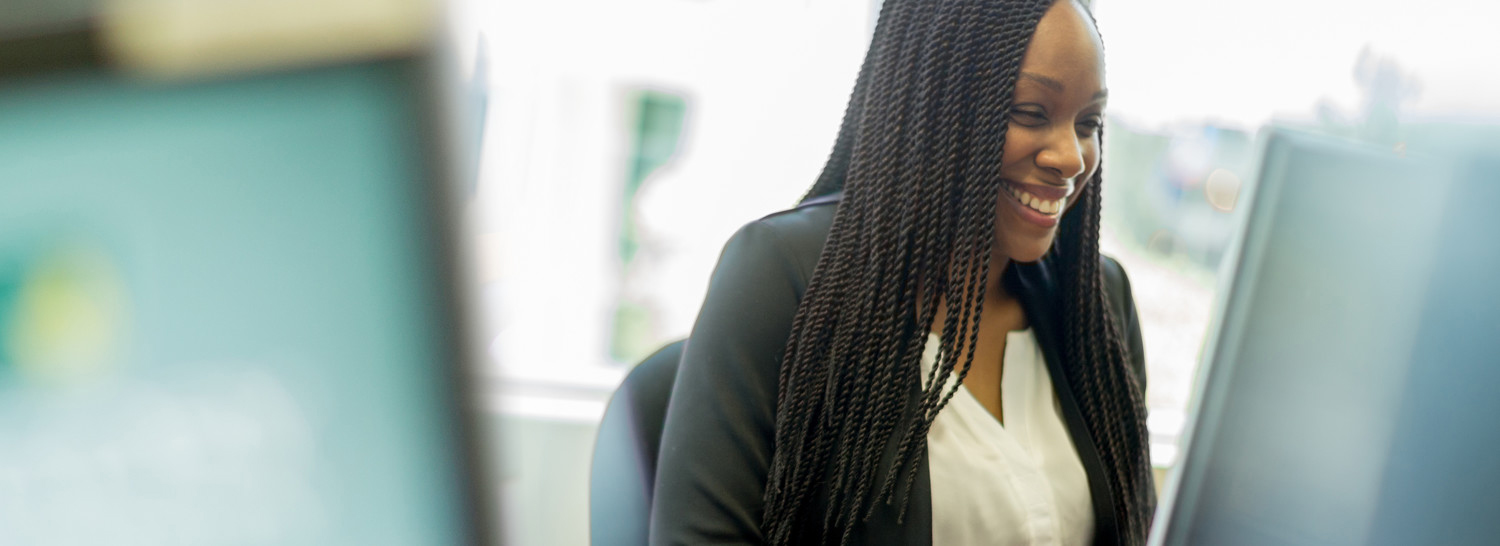 An instructor talking.