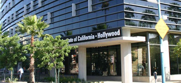 The Art Institute of California—Hollywood, a campus of Argosy University Location