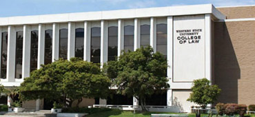 Western State College of Law Location