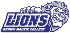 Brown Mackie College Lions Logo