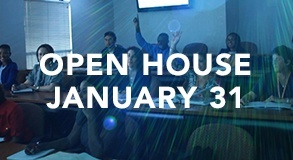 Open House January 31