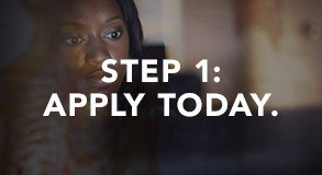 Step 1: Apply Today