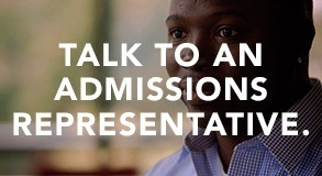 Talk to an Admissions Representative