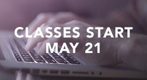 Classes Start May 21st.