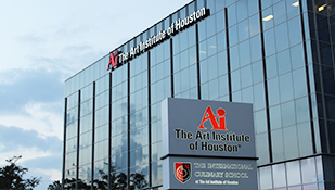 The Art Institute of Houston-About Houston