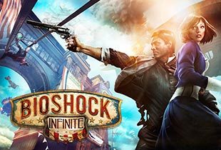 Meet our grads who worked on Bioshock Infinite