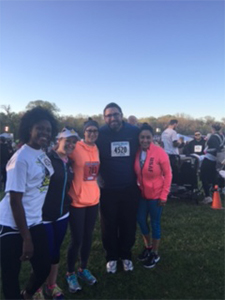 staff and students of Brown Mackie College & Dallas/Ft. Worth participated in the 19th Annual Forth Worth Zoo Run.