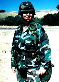Served in Army Nurse Corps; Now Training Staff for the Care of Veterans at VA Palo Alto